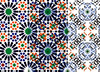 [Chemistry World] Modern porous material made in Madrid resembles XIV Century Alhambra mosaic