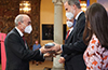 Nazario Martín receives the 2020 National Research Award